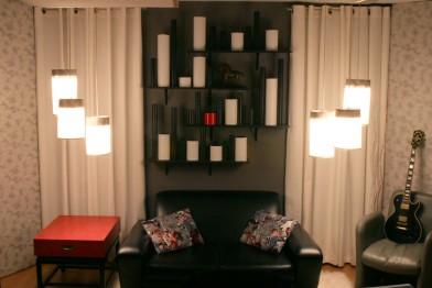 Back Wall at Red Door Studio